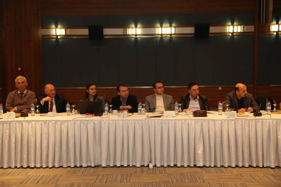 Baroların İnsan Hakları Temsilcileri Toplantısı