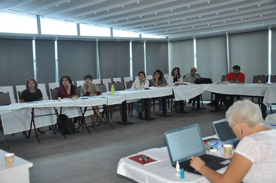 Geri Gönderme Merkezlerinden Haklara Erişim Çalıştayı Yapıldı