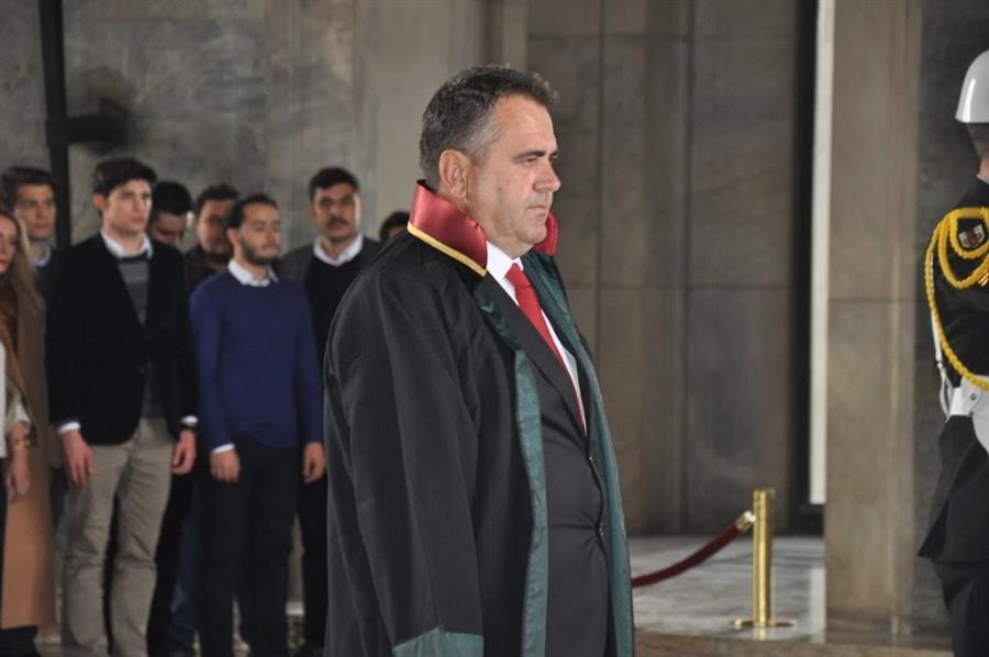İzmir Barosu Ata'nın Huzurunda