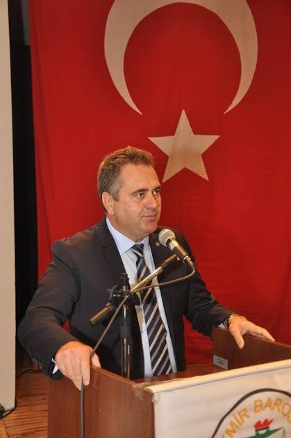 İzmir Barosu Bölge Adliye Mahkemeleri Konusunda 4. Semineri Gerçekleştirdi