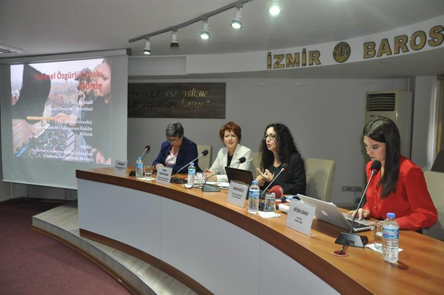 Kadına Yönelik Şiddetin Görünmez Yüzü Paneli Gerçekleştirildi