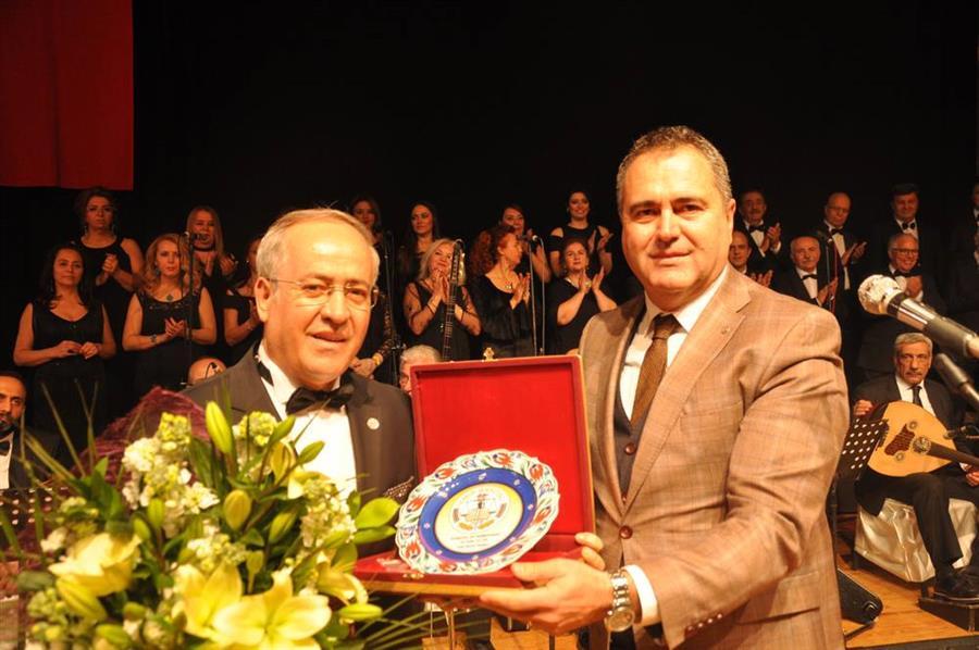 Türk Sanat Müziği Korosu Konseri Gerçekleştirildi