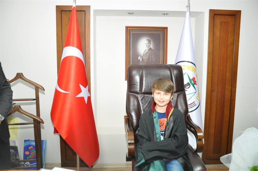 İzmir Barosu'nun Küçük Konukları