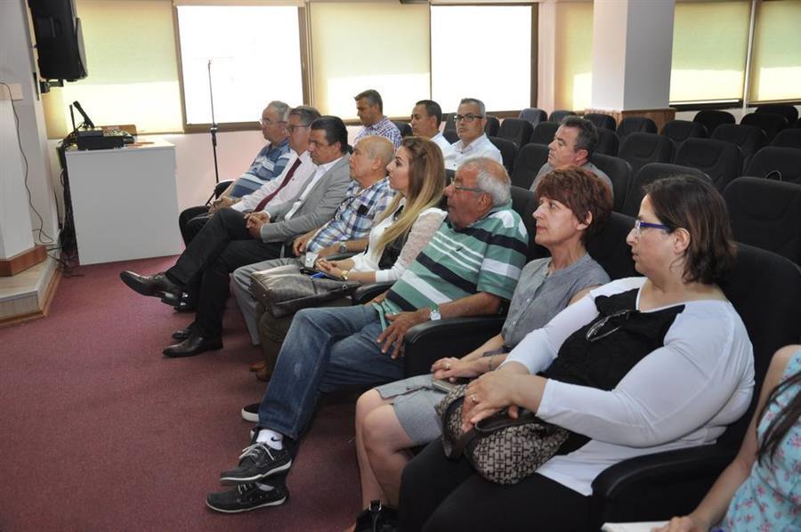 Avukatlık Disiplin Hukuku Konferansı Düzenlendi