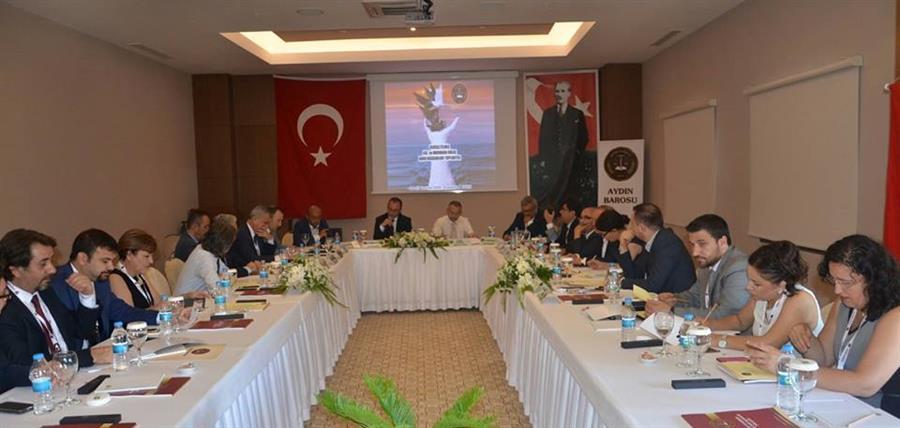 Genişletilmiş Ege ve Marmara Bölge Baro Başkanları Toplantısı