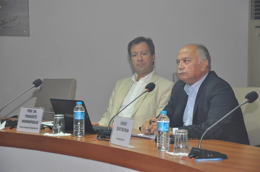 Uluslararası Ceza Hukukunda Yenilikler, Göç ve İltica Sorunu Ve Çözüm Önerileri Konferansı Düzenlendi