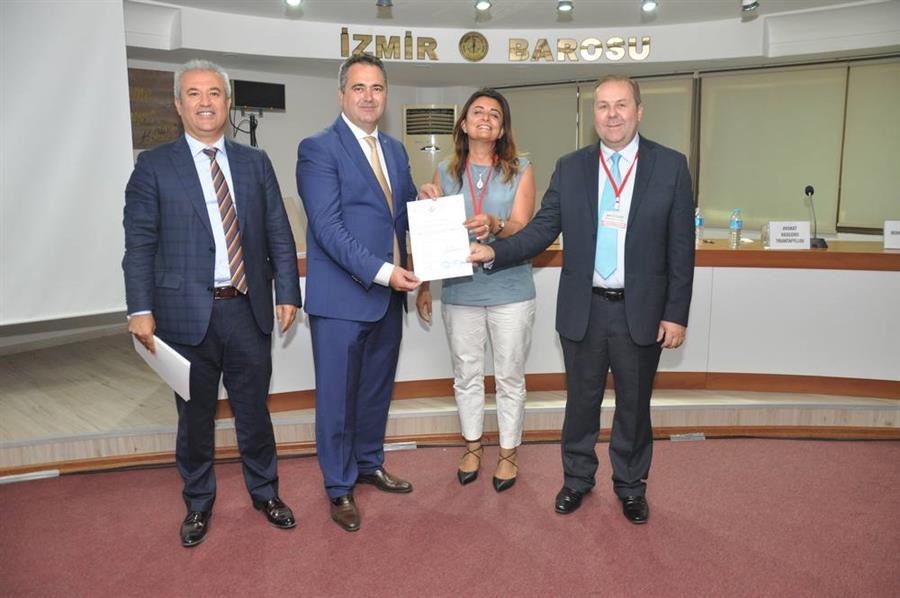 Uluslararası Sözleşmeler ve Tahkim Sertifika Programı Tamamlandı