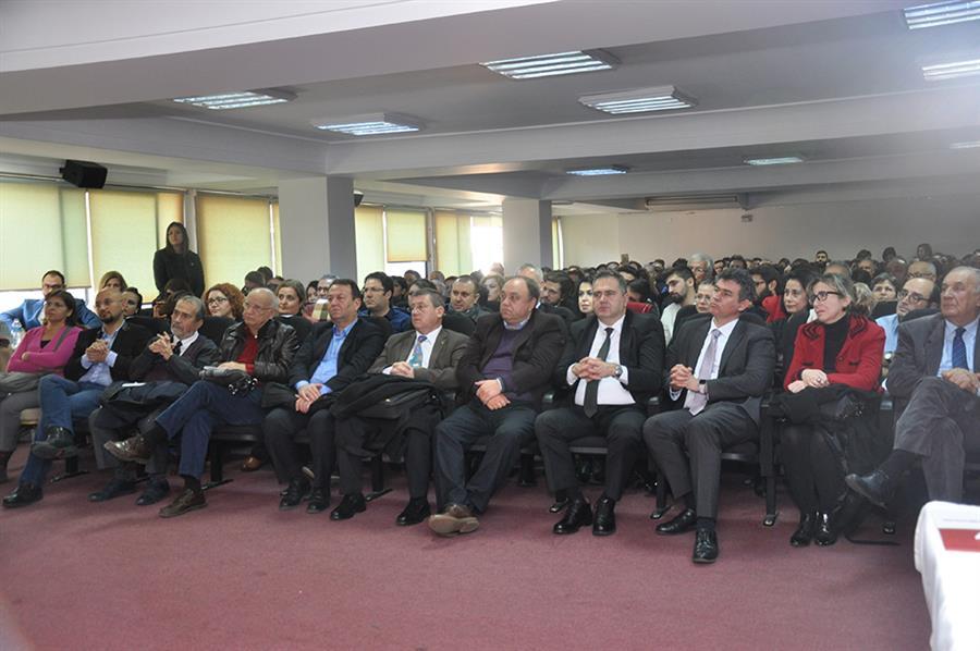 Anayasa Değişikliğini Tartışıyoruz Çalıştayı Yapıldı