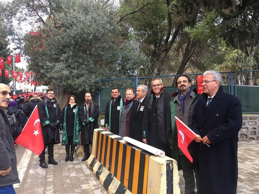 Devrim Şehitlerimiz Asteğmen Kubilay, Bekçiler Hasan ve Şevki