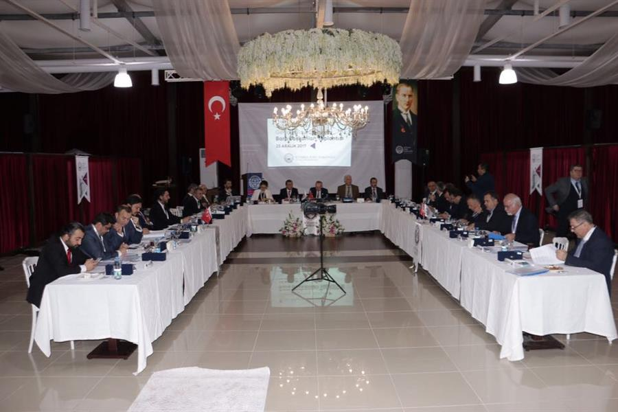 Ege Marmara Genişletilmiş Baro Başkanları Toplantısı Sonuç Bildirgesi