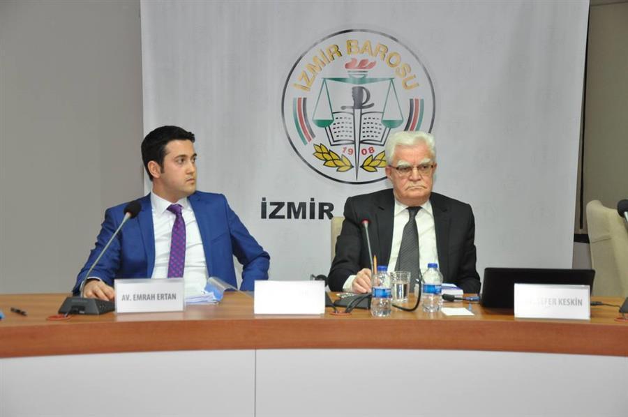 Hakem Heyetlerinde Karşılaşılan Güncel Hukuki Sorunlar Toplantısı Yapıldı