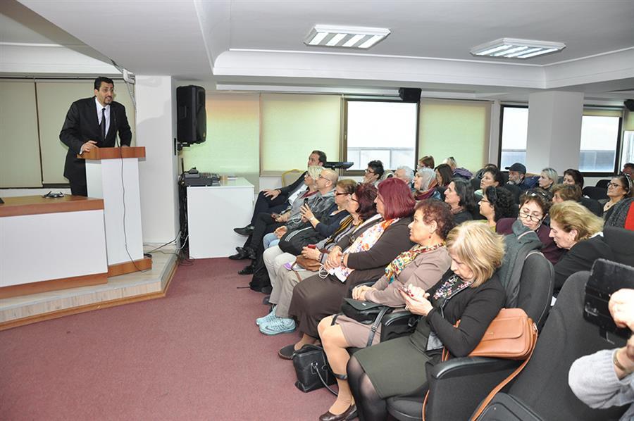İzmir Barosu Halka Anayasa Değişikliğini Anlatıyor
