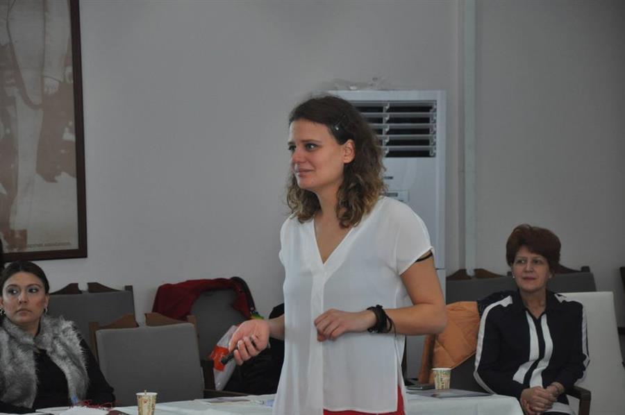 Kadına Yönelik Şiddet Olgusunun Sosyal, Psikolojik ve Hukuksal Boyutu Semineri Yapıldı