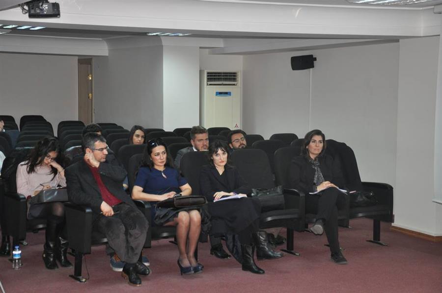 6769 Sayılı Kanun Kapsamında Marka Hukuku Konferansı Düzenlendi