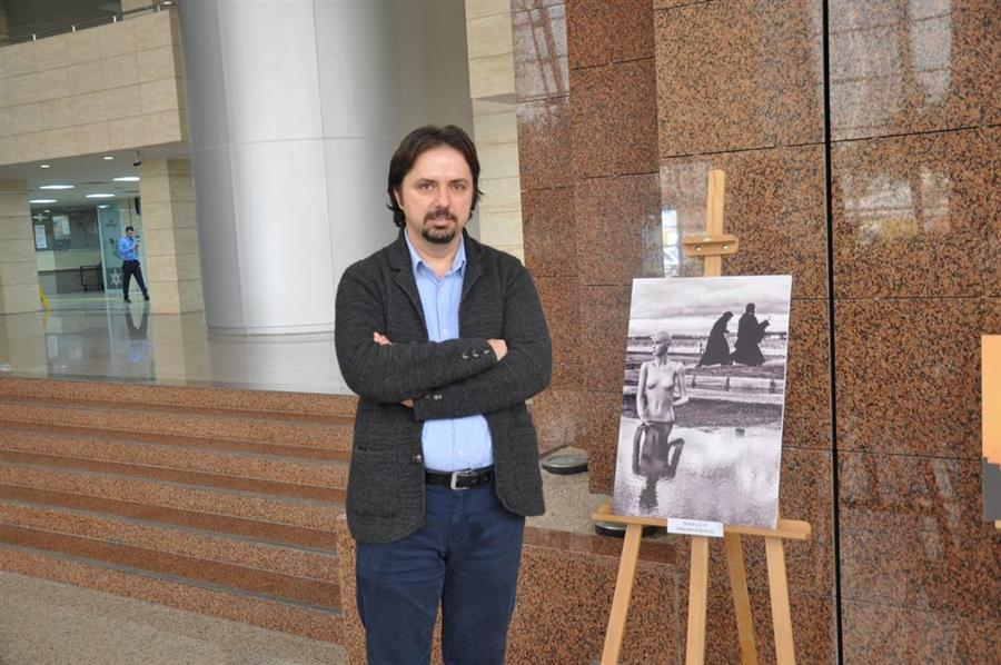 """""""Kadın, Emek ve Adalet"""" Fotoğraf Sergisi Açıldı"""