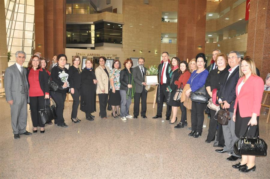 Avukatlar Günü Düzenlenen Törenle Kutlandı