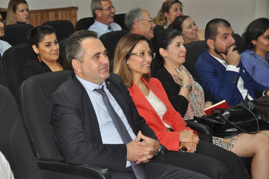 Karayoluyla Uluslararası Eşya Taşımaları ve CMR Konferansı Yapıldı