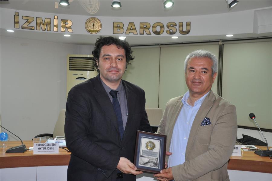 İzmir Barosu 6. İş Hukuku Günleri Tamamlandı