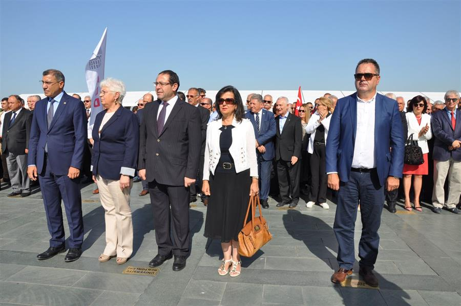 İzmir'in Kurtuluşunu Coşkuyla Kutladık