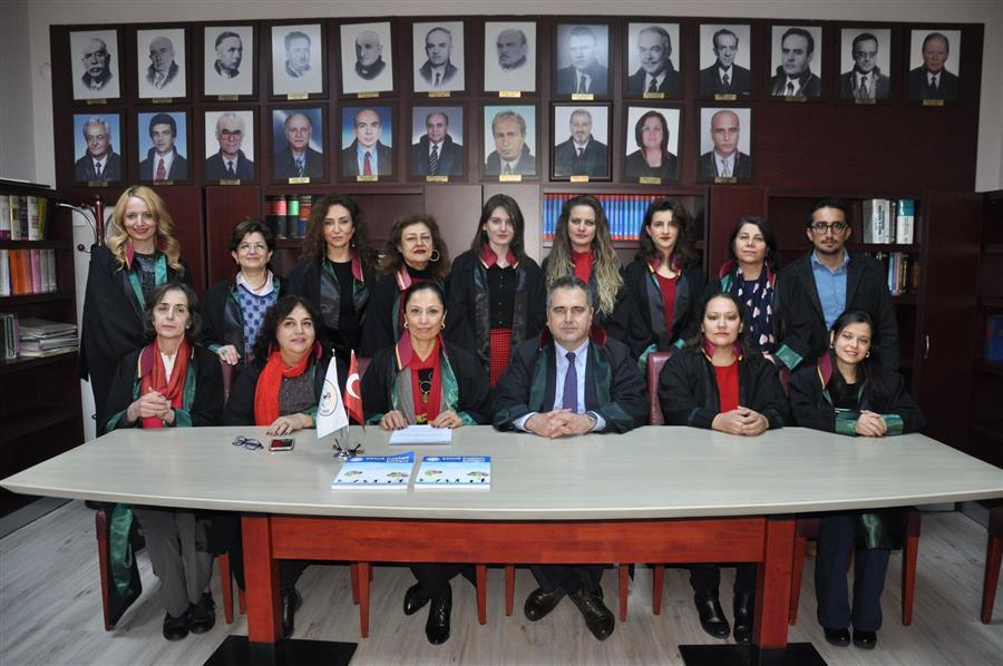 İzmir Barosu Çocuk Hakları Merkezi Bir Yıllık Çalışmalarını Paylaştı