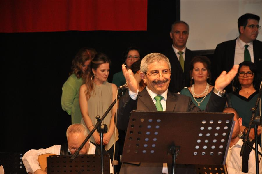 İzmir Barosu Türk Halk Müziği Topluluğu Konseri Gerçekleştirildi