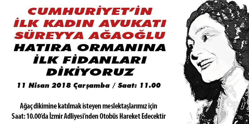 Av. Süreyya Ağaoğlu Hatıra Ormanı