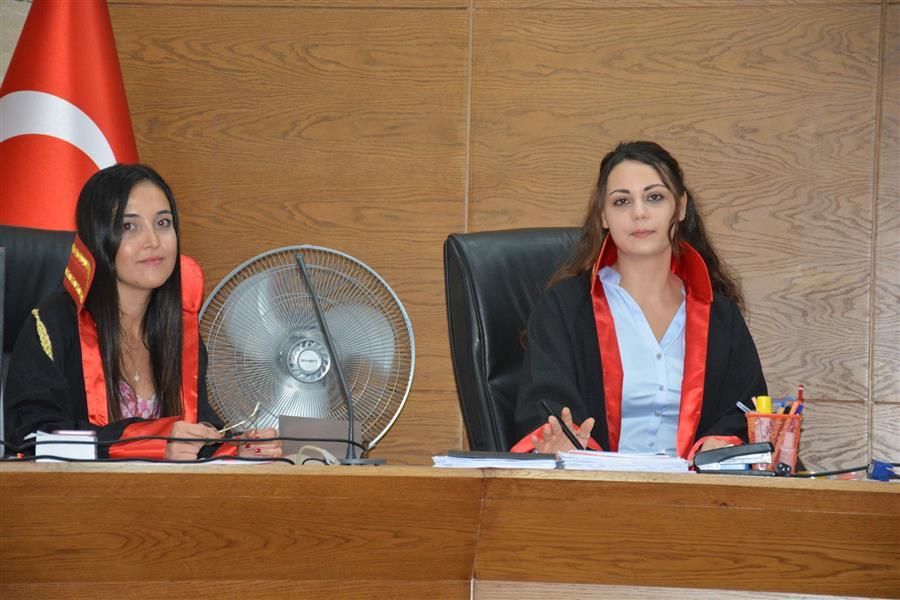 Stajyer Avukatlar Kurgusal Duruşmada Pratik Yaptılar