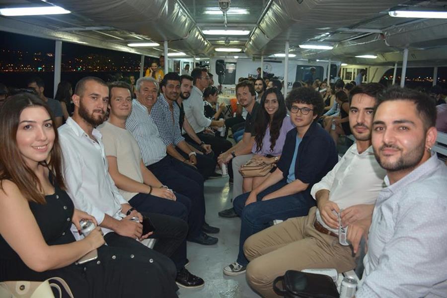 Stajyer Avukatlarımız İçin Tekne Turu Düzenlendi