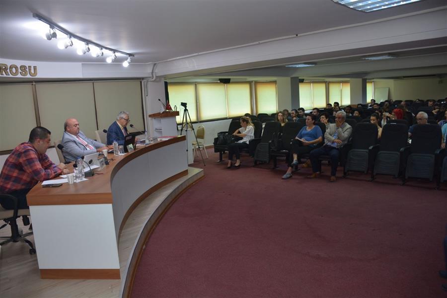 Adli Belge İncelemelerinde Gelişen Metotlar ve Belgelerde Sahtecilik Konferansı Yapıldı