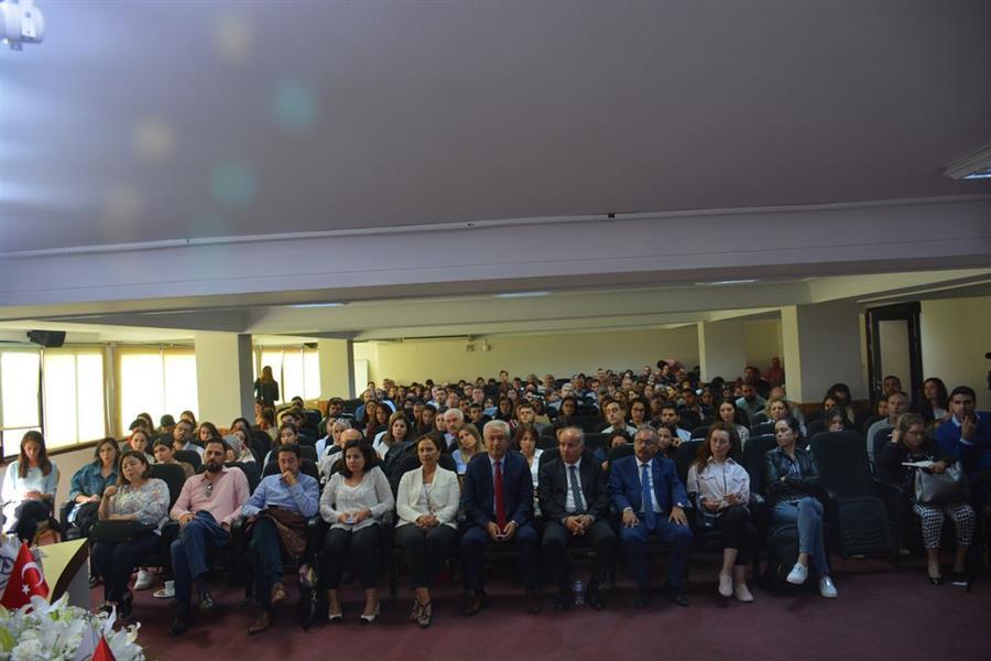 Konkordato Konferansı Yapıldı