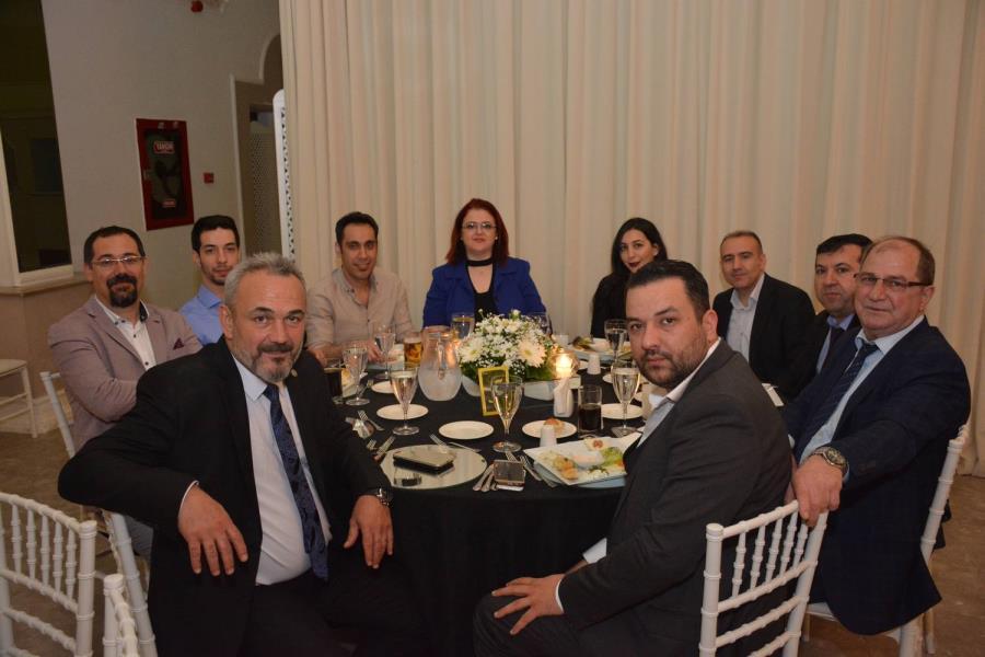 Geleneksel Avukatlar Günü Yemeği Düzenlendi