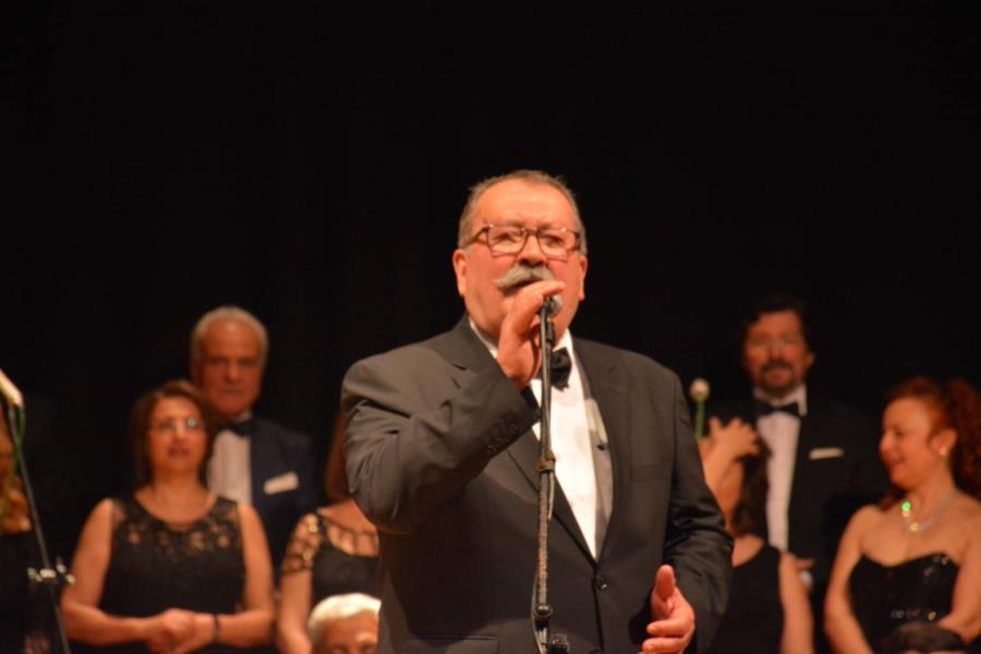 İzmir Barosu Türk Sanat Müziği Korosu Konseri Gerçekleştirildi