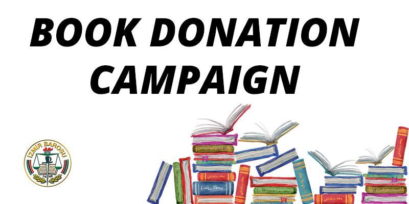 Book Donation Campaign