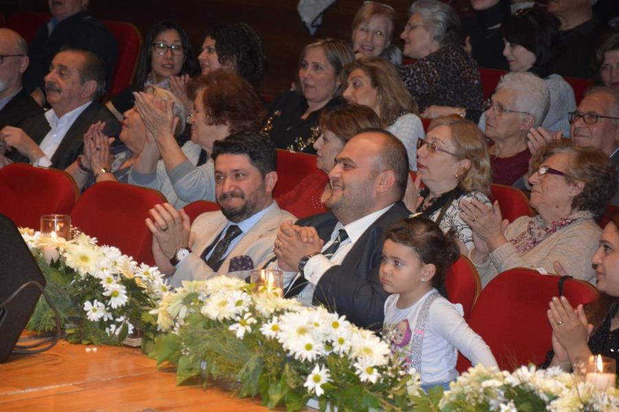 The Concert of the Turkish Music Choir of Izmir Bar Given