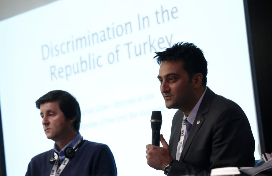 İzmir Barosu Uluslararası Alandaki Çalışmalarını Hızlandırdı