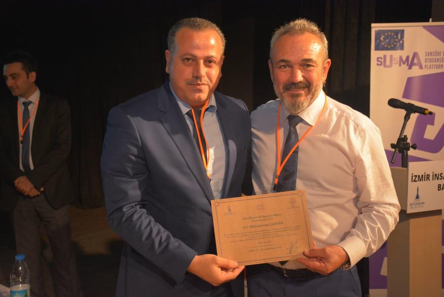 Filistin Barosu Genel Sekreteri Av. Mohammad Jarrar