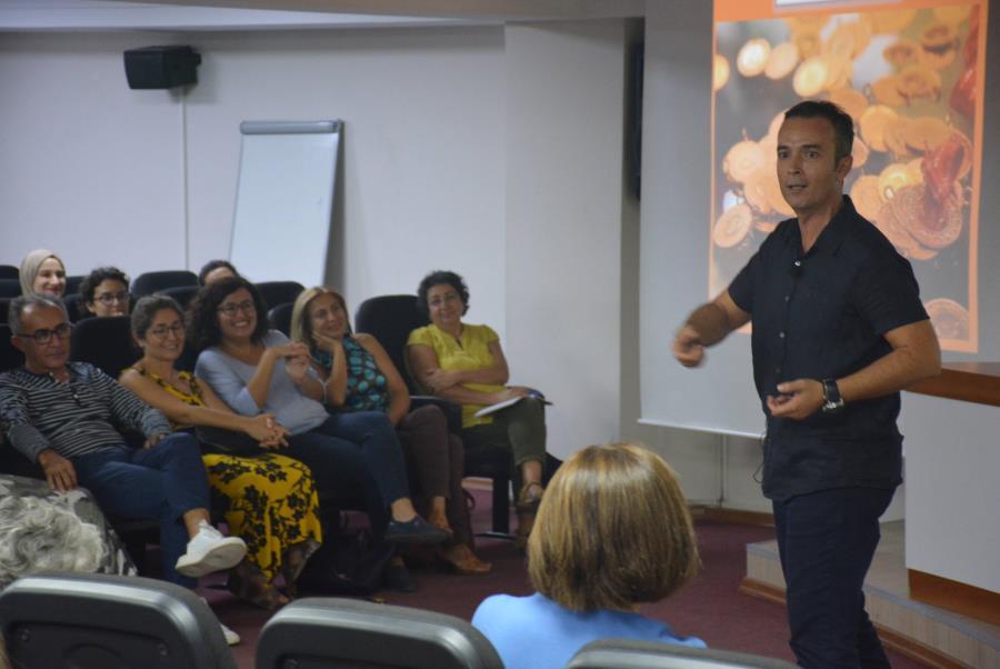 Etkili İletişim Teknikleri, Algı Yönetimi Konferansı Yapıldı