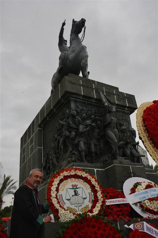 Cumhuriyetimizin 97. Yılını Coşkuyla Kutluyoruz
