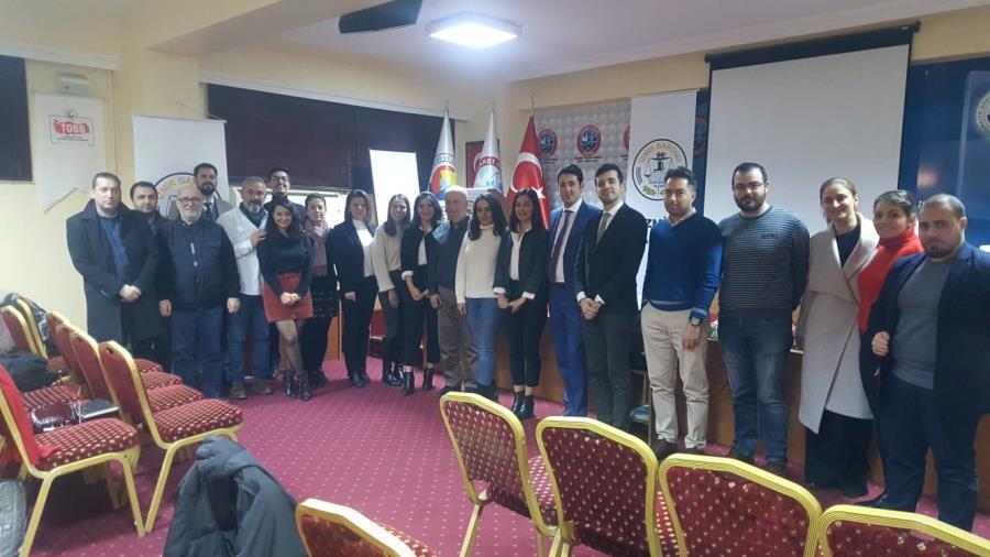 Aliağa'da Tüketici Hakem Heyetlerinin Görev ve Yetkileri, Başvuru Usulleri Eğitimi Düzenlendi