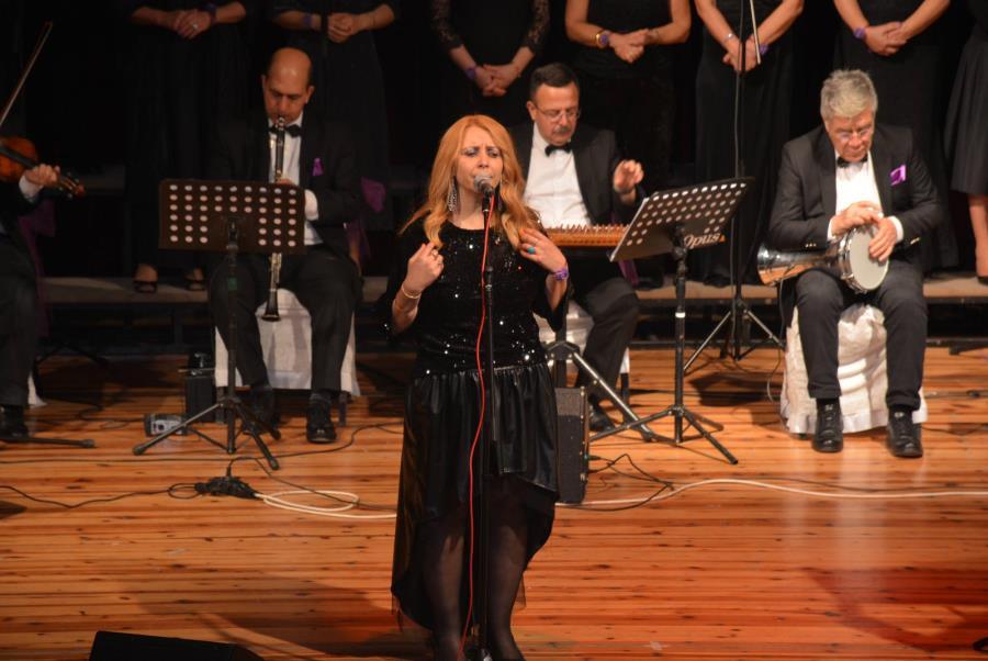 Şarkılarını Kadına Yönelik Şiddete Karşı Söylediler