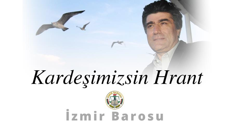 Kardeşimizsin Hrant