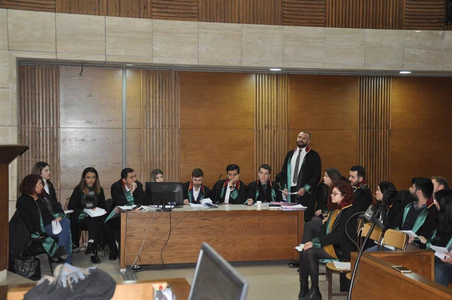 Ceza Hukukunda 29. Kurgusal Duruşma Yapıldı