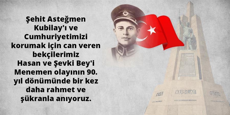 Şehit Asteğmen Kubilay