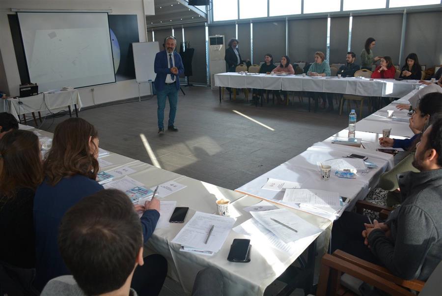 Adli Yardım Alanında Göç ve İltica Hukuku Eğitimi Yapıldı