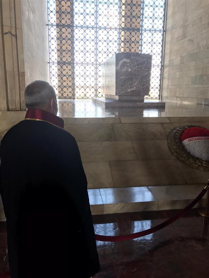 Baro Başkanları Atatürk
