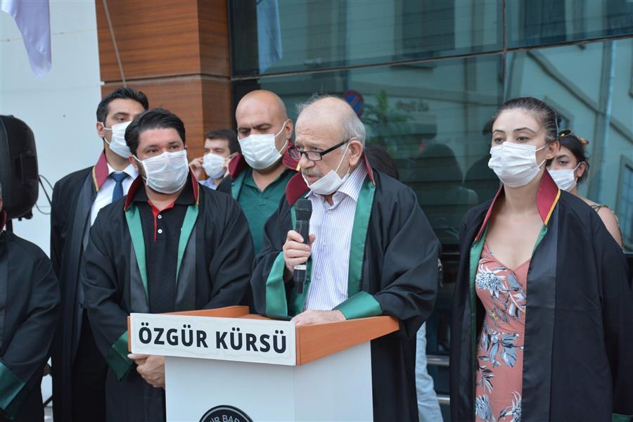 İzmir Barosu TBB Delegelerinden Açıklama: Çoklu Baroya ve Temsilde Adaleti Olmayan Delege Sistemine Hayır !