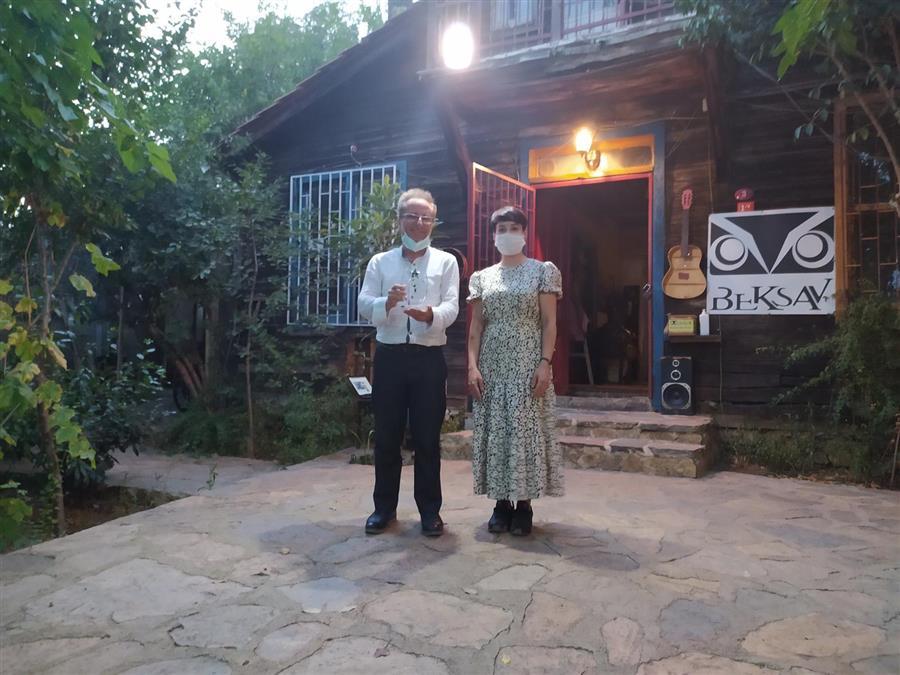 İzmir Barosu Düş Yolcuları Adalet Ödülü'nü Aldı