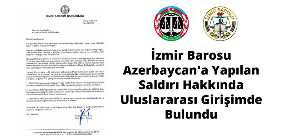 İzmir Barosu Azerbaycan