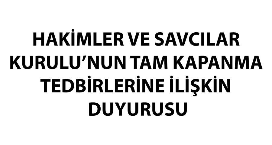 HSK Duyurusu